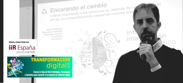 Transformación Digital – Madrid, 19 de noviembre