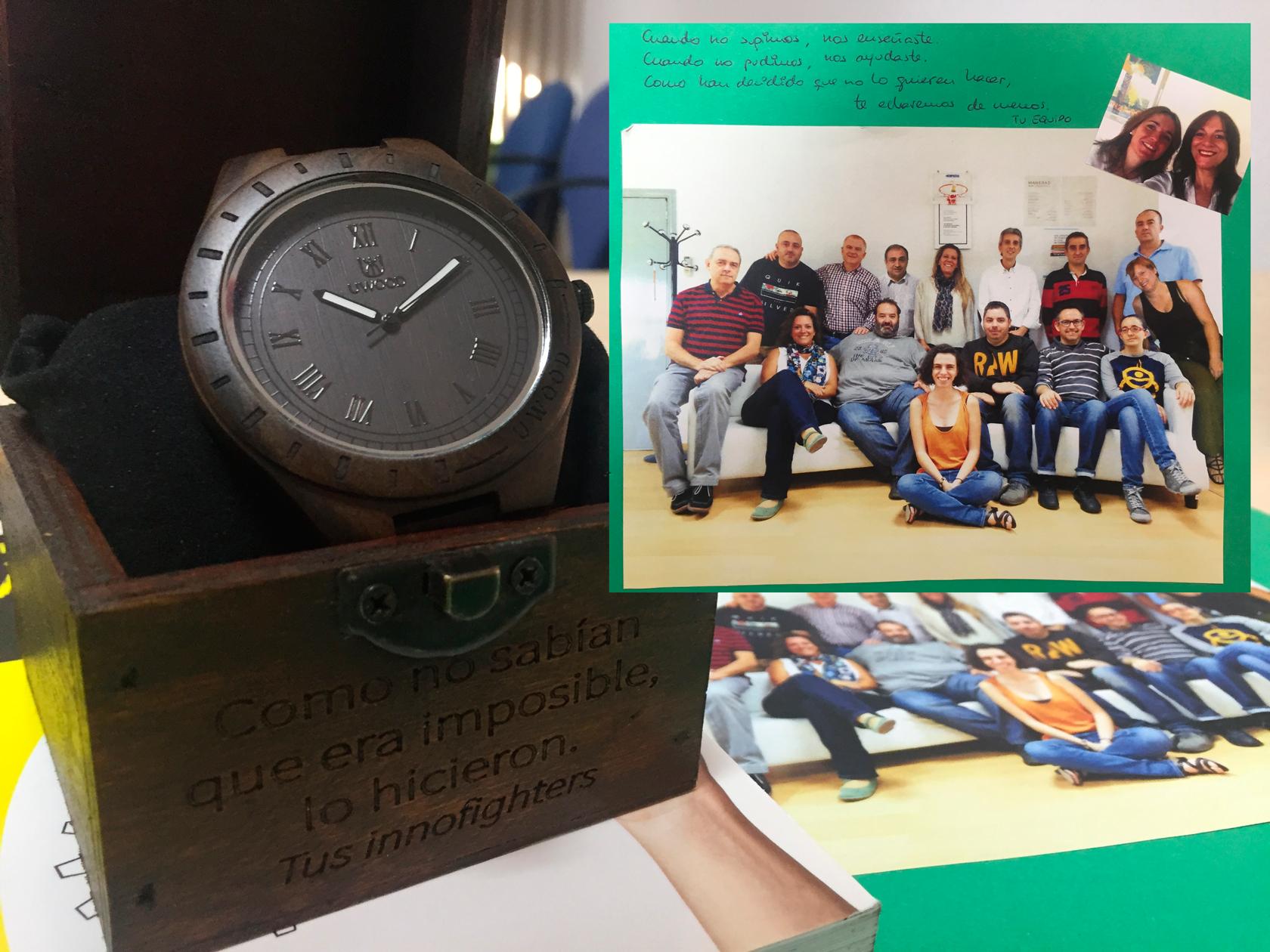 El equipo de Transformación y Sistemas de Grupo POAS