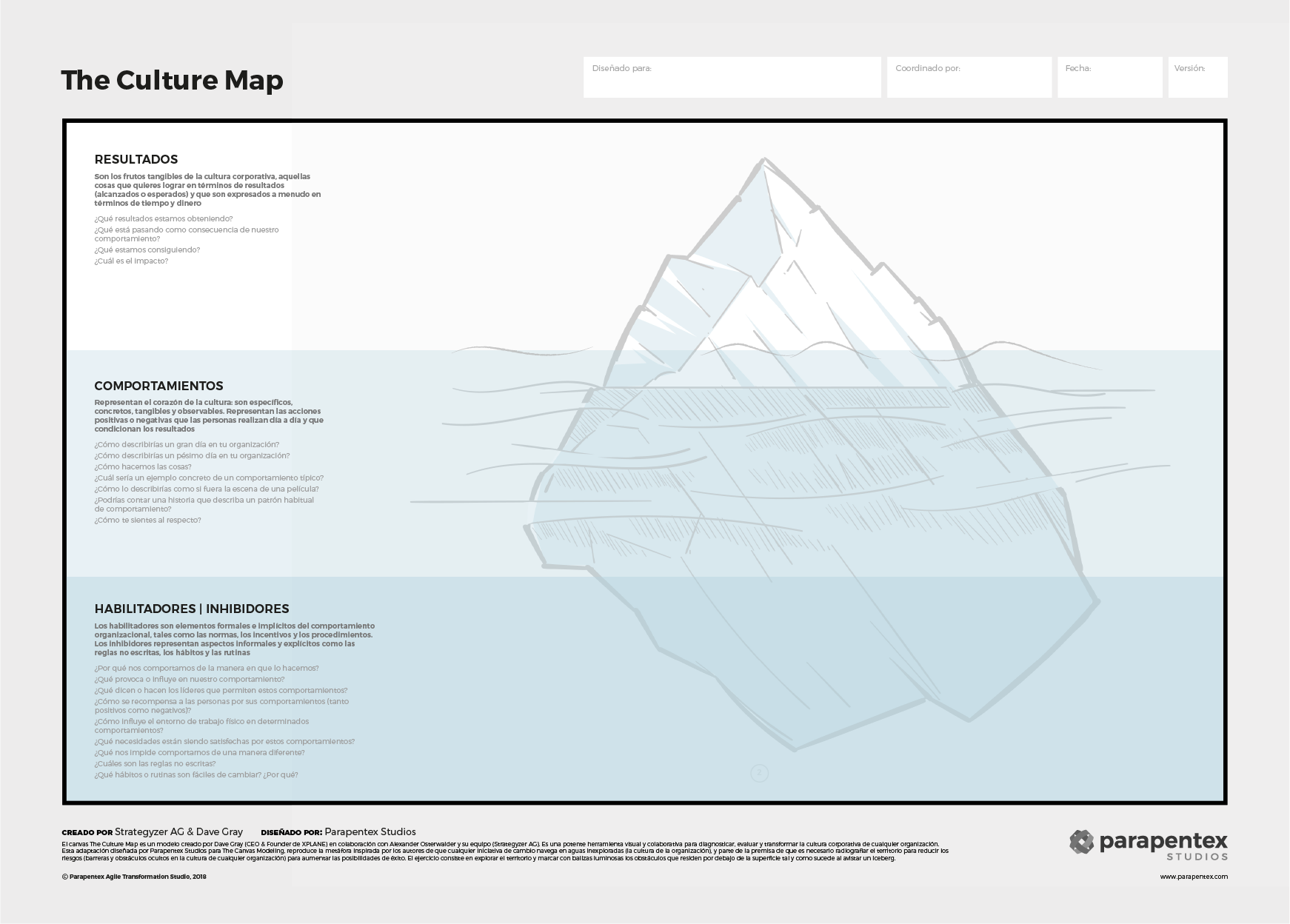 The Culture Map - Powered by Parapentex Studios